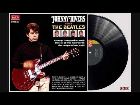 Johnny Rivers Sings The Beatles (Fantasy LP)