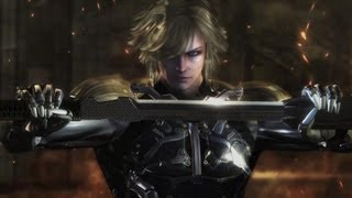 Metal Gear Rising: Revengeance Official Trailer