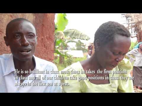 Macfo uganda / make children foundation (home visit) HD Documentary