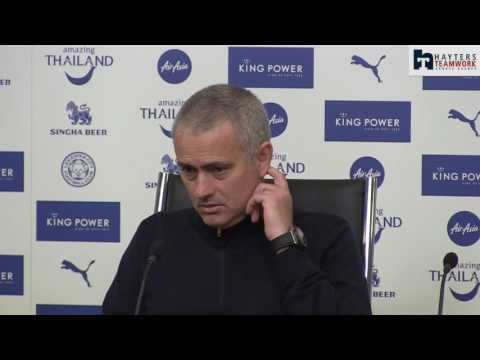 Mourinho: The last time I was here, the next day I was sacked!