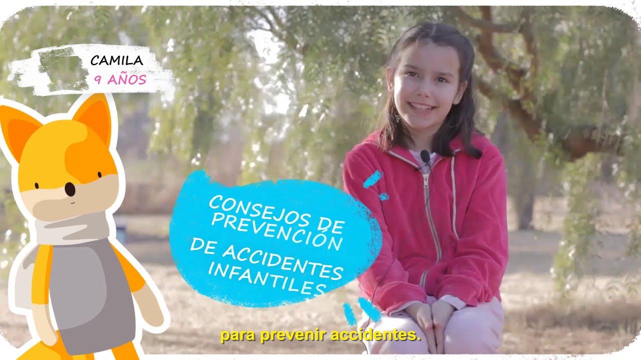 SEGURIDAD INFANTIL, ENERGÍA ELÉCTRICA.