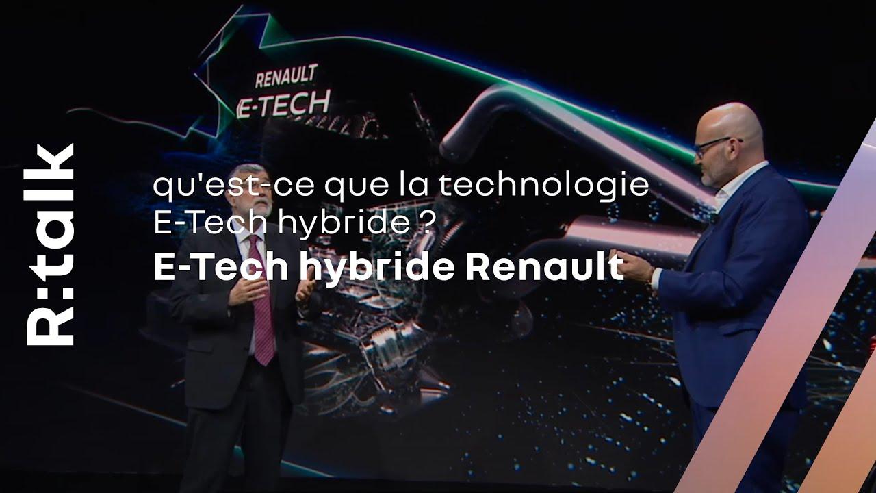 Qu'est-ce que la technologie E-TECH Hybride ? | Renault