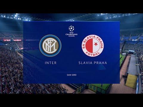 Inter vs Slavia Praha | UEFA Champions League - Group F | 17.09.2019