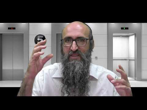 5eme ETAGE, Episode 11 - réaliser toutes les mitsvot de la torah d'un coup ! Rav Itshak Peretz