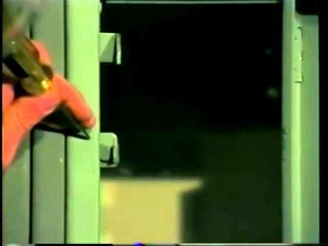 How To Fix Medart School Locker Door Jamb And Replace Frame Hook