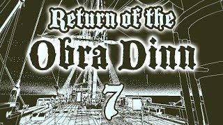 CZAS DUŻEGO MÓZGU | Return of the Obra Dinn [#7]