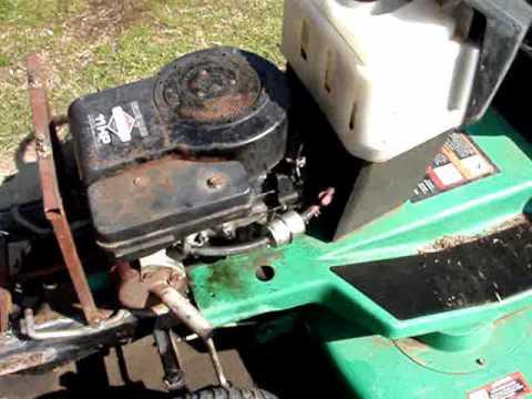 john deere sabre 1438gs wiring diagram glock 21 moddifed tractor youtube