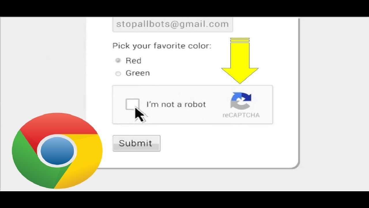 How to Fix Recaptcha Not Working in Google Chrome in Windows 10