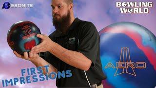 Ebonite Aero | Bowling Ball Review Video