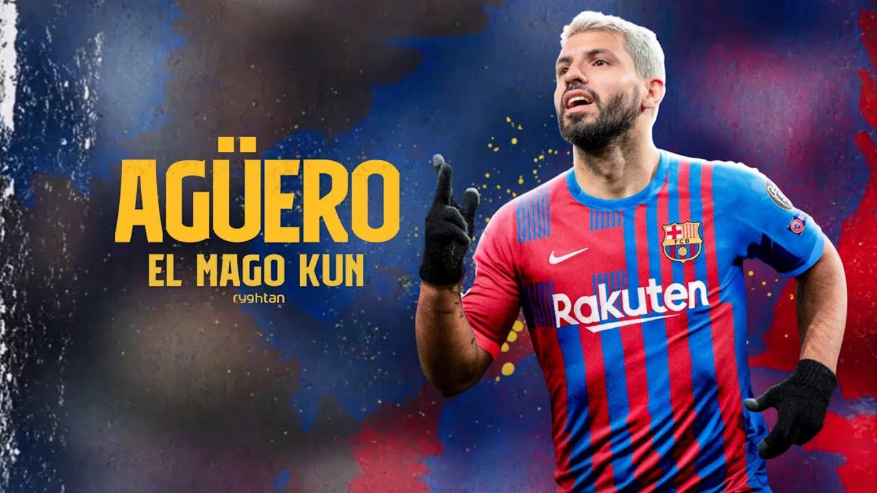 Welcome Kun Agüero - FC Barcelona
