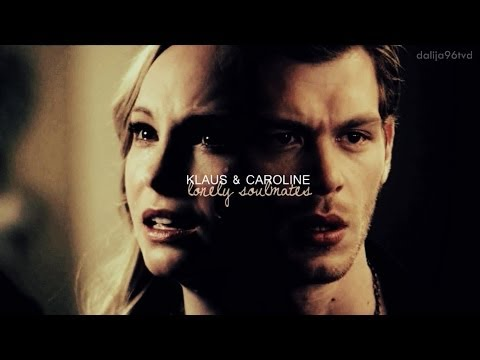 Klaus and Caroline | Lonely Soulmates