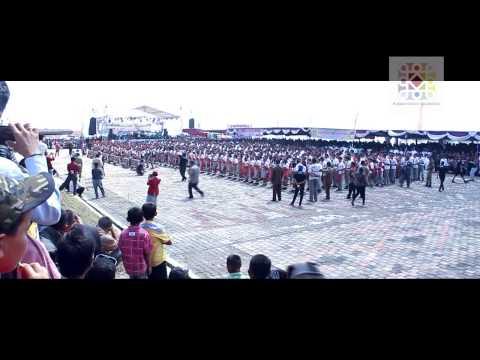 AEK SIBUNDONG - Konser Seribu Seruling Humbang Hasundutan -Martogi Sitohang.