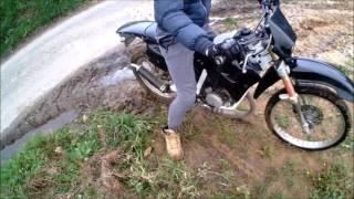 [moto] enduro et un petit probleme a la fin
