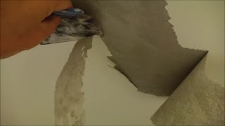 Problems with paint peeling off your ceilings and walls.