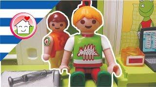 Playmobil ταινία Τσίμπημα από τσιμπούρι Οικογένεια Οικονόμου