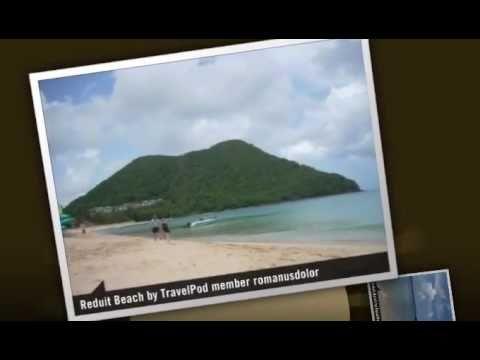 Reduit Beach - Saint Lucia