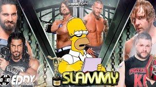 WWE Buscando al Mejor luchador del Año 2016 - (WWE Chamber Elimination)