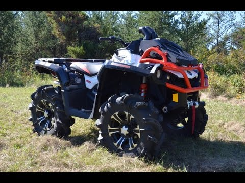 Xmr850 Can Am Changer Specifications Review