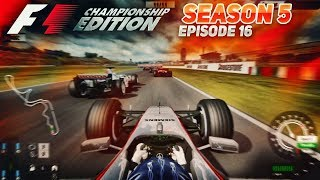 F1 2006 Career Mode S5 Part 16 - PENULTIMATE RACE