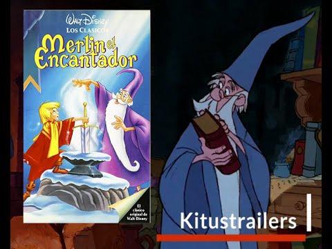 Merlin el Encantador (Trailer en Castellano)