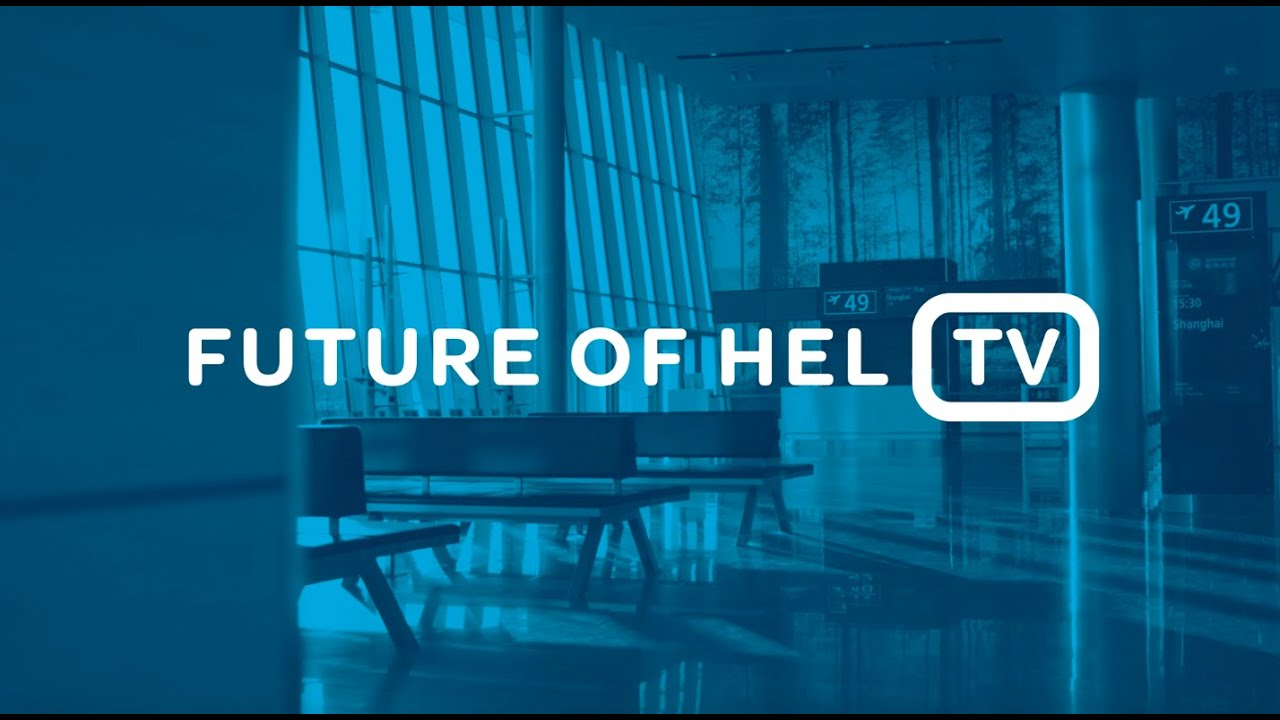 Future of HEL TV: A bigger, faster and cosier airport – a year full of fantastic renewals