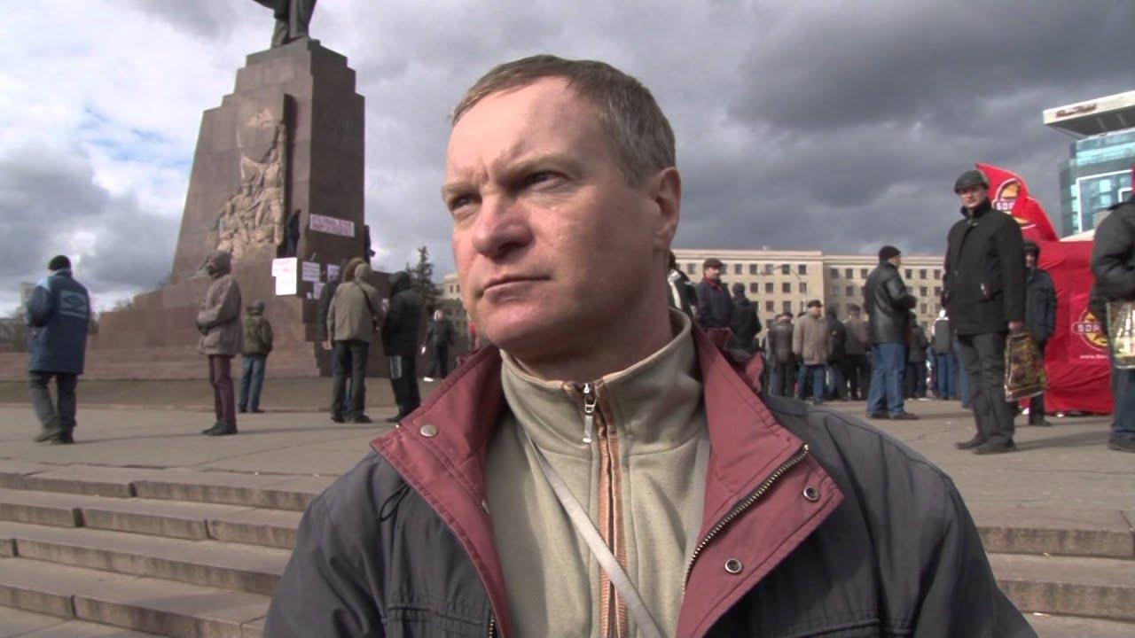 Харьковского антимайдановца задержали на границе с Россией и снова взяли под арест
