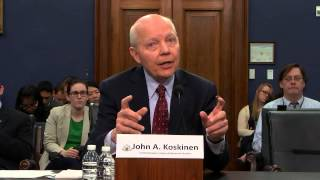 Budget Hearing - Internal Revenue Service (Financial Services Subcommittee)