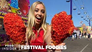 Arizona State Fair's Top 3 Foods | Festival Foodies