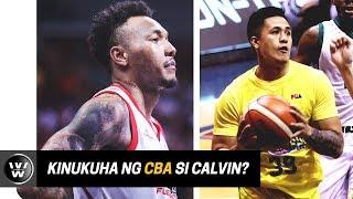 Gambar cover CBA, Kinukuha RAW si Calvin Abueva? | Gaano ka-TOTOO? | NLEX na si Jericho Cruz | FASTBREAK BALITA