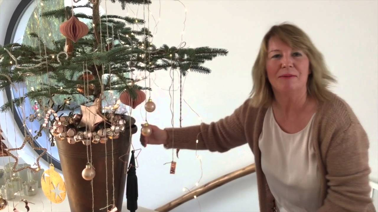 Imke Riedebusch Weihnachtsdeko.Dekotipps Weihnachten 2015 Von Imke Riedebusch Mein Neuntes Türchen Weihnachtsbaum Mal Anders