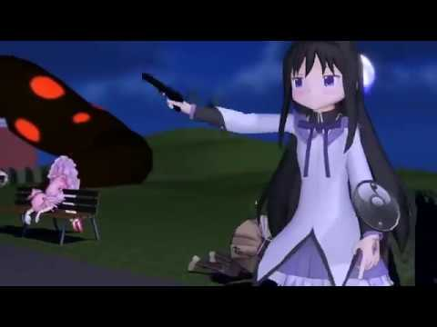 【MMD】Go home Homura, you are drunk (1 HOUR VERSION)