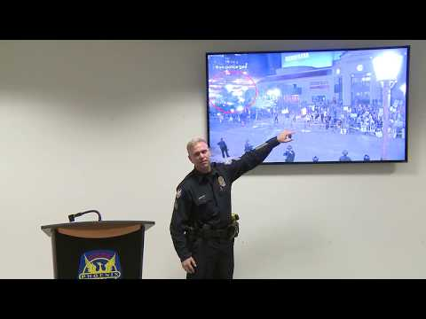 Press Conference: Phoenix Presidential Rally Protest