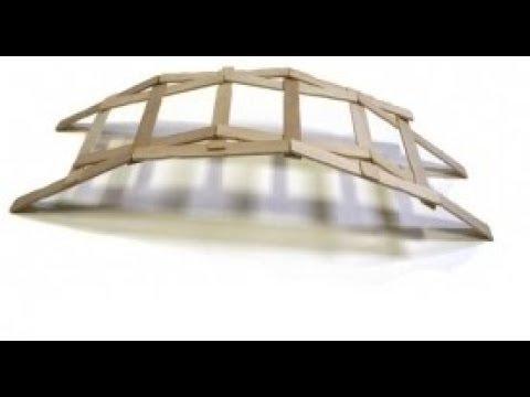 RAFT Leonardo's Arched