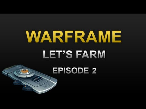 [FR] Warframe Farm Modules de commandes
