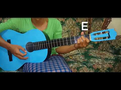 [Tutorial] Chord Guitar Apa Kabar Sayang - Armada