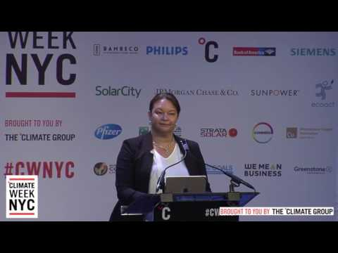 Lisa Jackson, Vice President of Environment, Policy and Social Initiatives, Apple