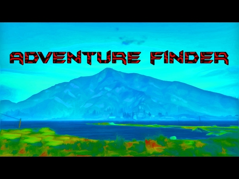 The Adventure To Mount Chiliad (Adventure Finder #1 )