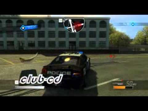 Driver San Francisco Gameplay PS4