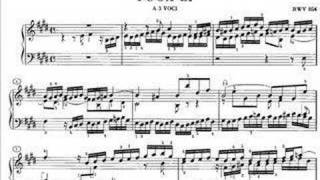 Richter plays Bach: WTC1 No. 9 in E major BWV 854