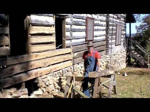 Charmant Log Home Restoration Work By Beameru0027s Better Builders