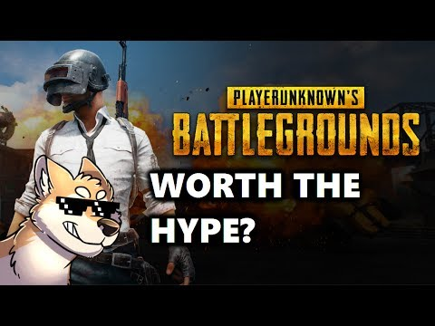 Player Unknown's Battlegrounds - Great Shooter or Early Access Dud?
