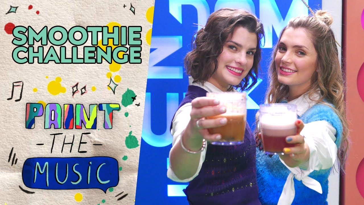 Paint The Music | Smoothie Challenge