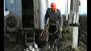 03 02 10 kV yuqoridagi liniyasi RC qutb kuni chiziq disconnector Almashtirish qo'lda 14 min