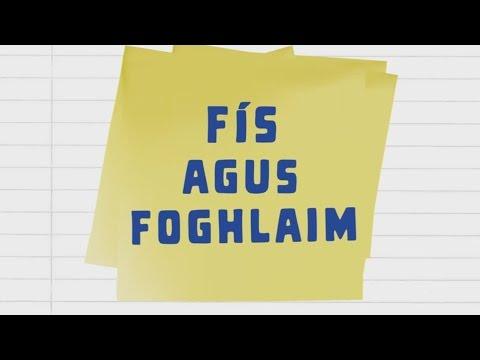 Fís agus Foghlaim - Físeán 23 - An Aidiacht san Uimhir Iolra