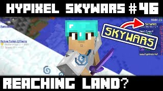 Hypixel Skywars #46 | Glitching out of the Map!
