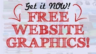 Free Website Graphics for Your Website - Ray The Video Guy