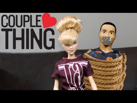 What to Do When Your Boyfriend Comes Home Late: Barbie vs. Ken | CoupleThing