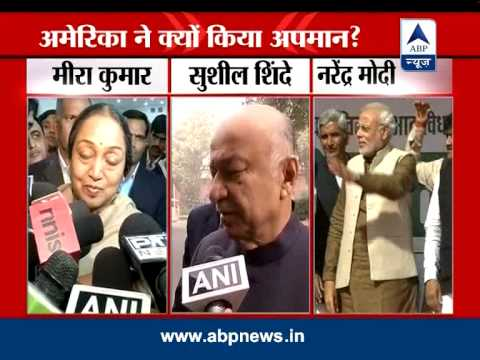 Devyani arrest row: Shinde & Modi refuse to meet US delegation