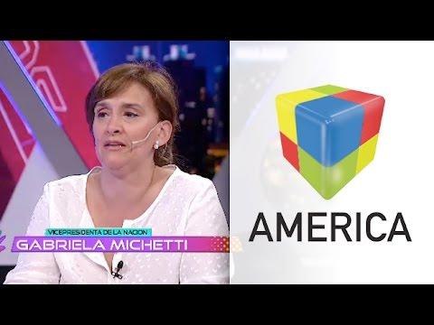 """Gabriela Michetti: """"Me rio del caradurismo de La Cámpora"""""""