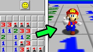 Super Windows XP Mario 64